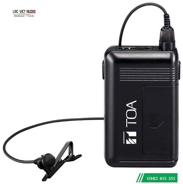 Micro không dây cài cáo TOA UHF WM-5320