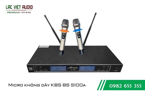 Micro không dây KBS 5100A