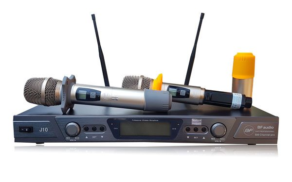 Micro không dây BFaudio J10 giá tốt nhất thị trường