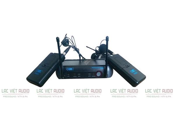 Mua các sản phẩm micro không dây đeo tai OBT chính hãng giá rẻ tại Lạc Việt Audio