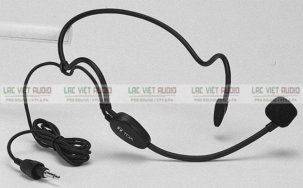 Mua các thiết bị micro đeo tai TOA chính hãng giá tốt tại Lạc Việt Audio