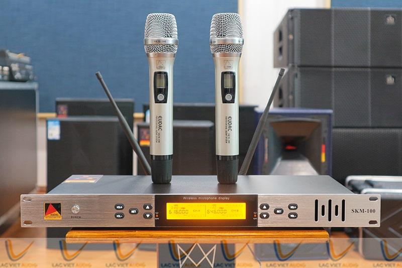 Micro không dây EUDAC SKM100