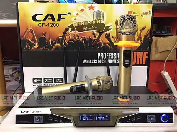 Micro không dây chất lượng đến từ thương hiệu CAF