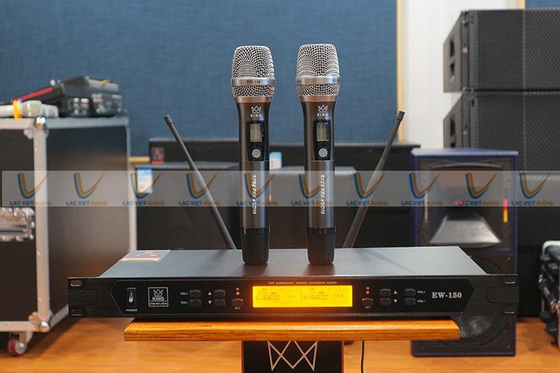Micro không dây King EW-150