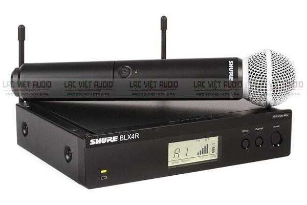 Micro không dây Shure chất lượng cao được nhiều khách hàng ưa chuộng