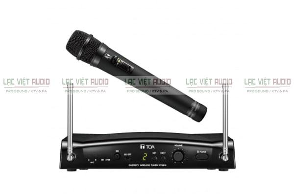 Mua các sản phẩm micro không dây TOA chính hãng giá tốt tại Lạc Việt Audio