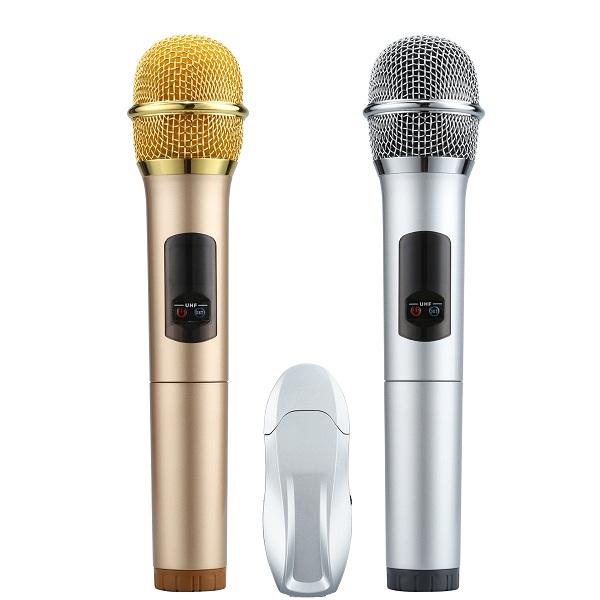 Nên mua micro karaoke không dây UHF hay VHF?