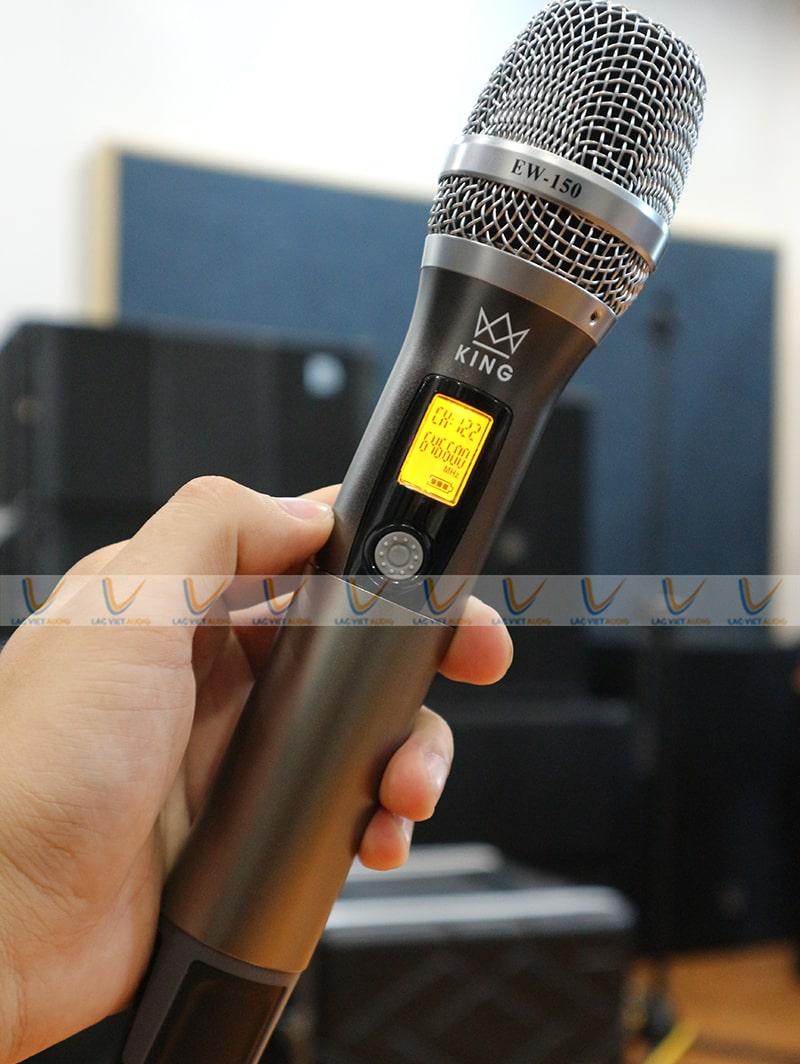 Micro King EW150 có trang bị màn hình LED
