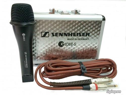 Micro Sennheiser 838II