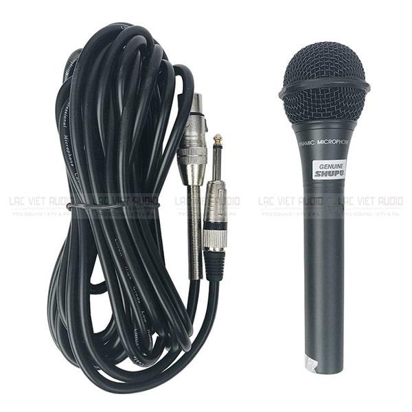 Micro có dây Shupu được sản xuất trên dây chuyền hiện đại và công nghệ cao cấp