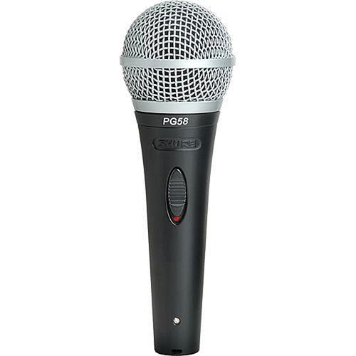 Micro shure PG58 hát karaoke chất lượng