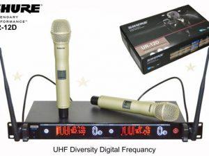 Micro Shure UR12D chất lượng giá tốt nhất