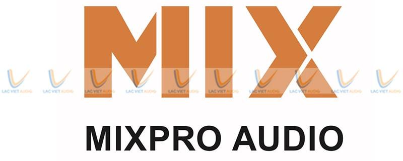 Thương hiệu Mix Pro Audio