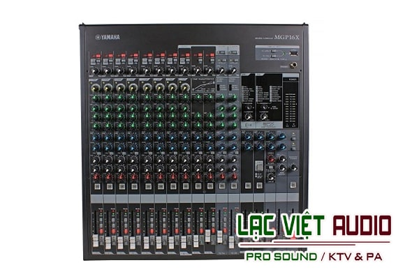 Mixer MGP 16X chất lượng cao tại Lạc Việt audio