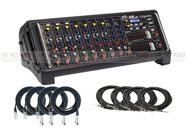 Bộ sản phẩm thích hợp cho dàn âm thanh chuyên nghiệp