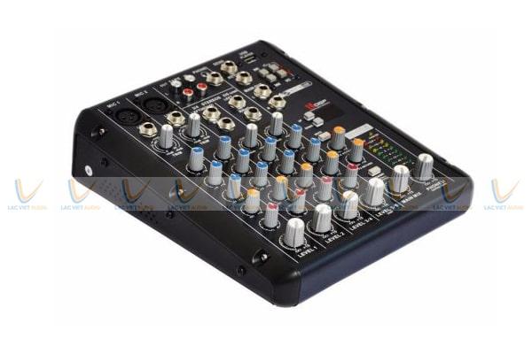 Mixer mini Yamaha SMR6 chính hãng được nhiều người dùng ưa chuộng