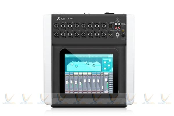 Mixer số Behringer X18 cho khả năng trộn âm thanh tự động