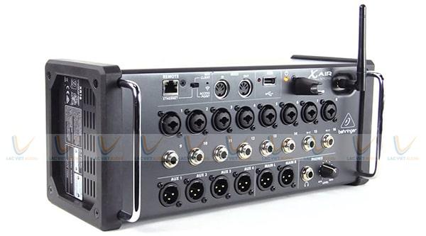 Mixer Behringer XR16 X-Air có nhiều ưu điểm nổi bật