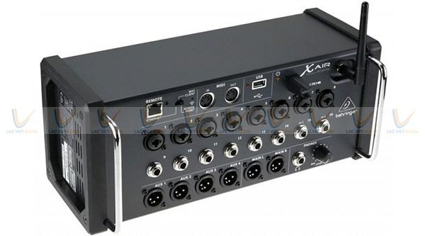 Mixer được trang bị những tính năng đặc biệt vô cùng tối ưu trong quá trính sử dụng