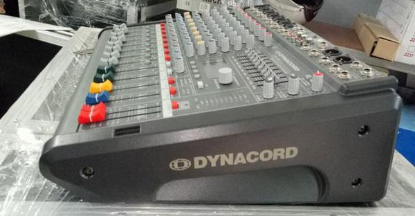 Thiết kế mixer Dynacord CMS 600 sang trọng đẹp mắt