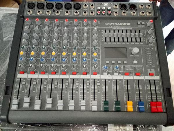 Bàn mixer Dynacord CMS-600 chất lượng giá rẻ