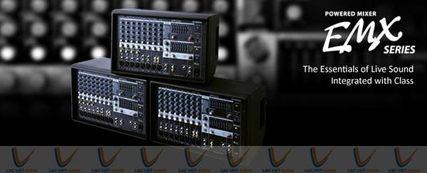 Mixer liền công suất Yamaha EMX 212S