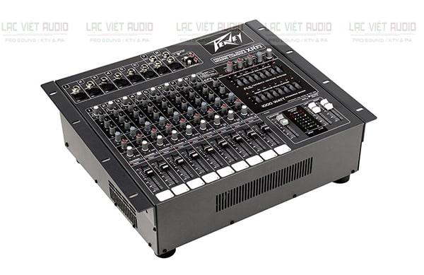 Bàn mixer liền công suất giá rẻ Peavey XR 800F: 5.000.000 VNĐ
