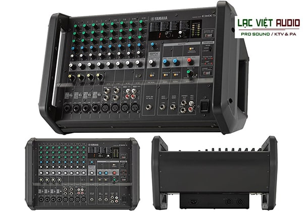 Bàn mixer công suất có tính linh hoạt cao và giúp tiết kiệm chi phí đầu tư hơn