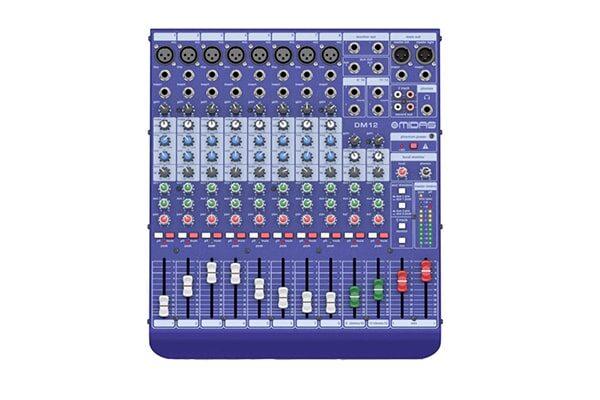 Mixer Midas DM12