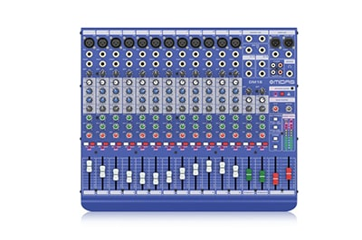 Mixer Midas DM16