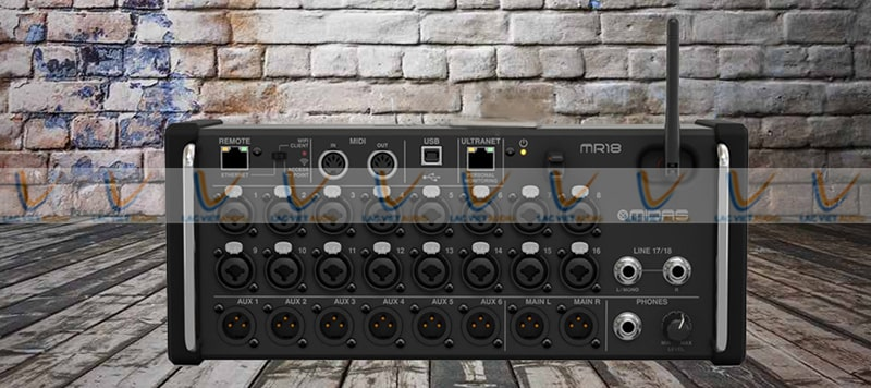 Mixer Midas MR 18