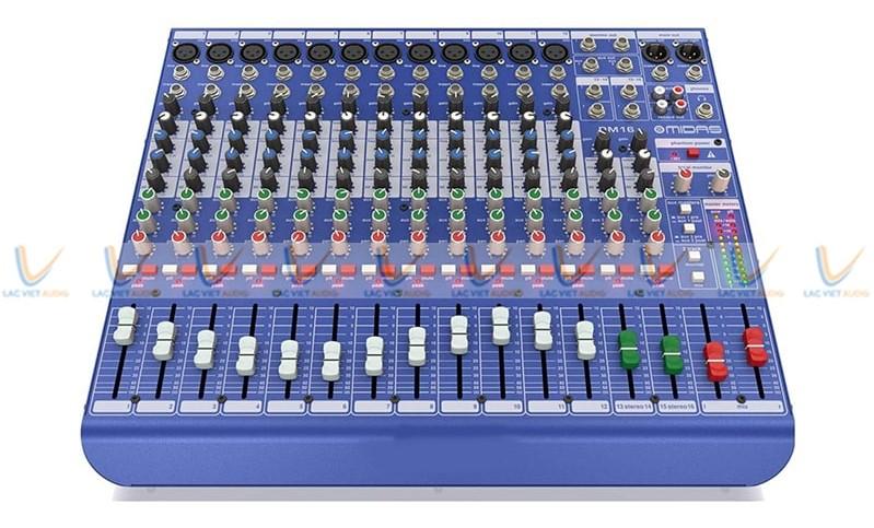 Mixer Midas có nhiều đặc điểm nổi bật