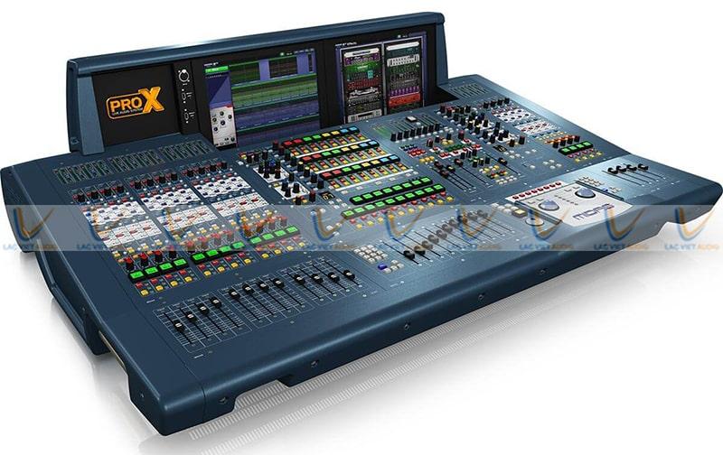 Mixer Midas PRO X thích hợp với nhiều thiết bị