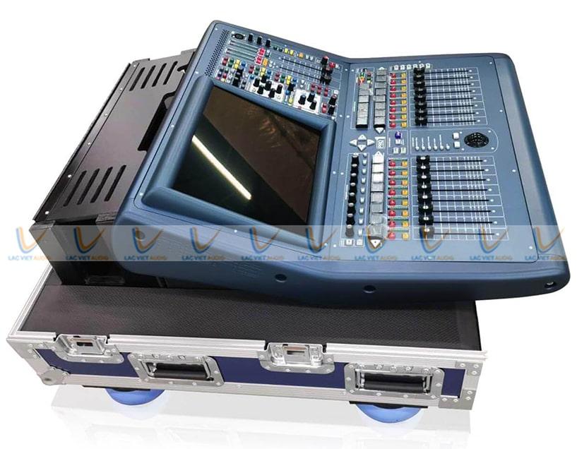 Mixer Midas Pro1-IP có thiết kế hiện đại chắc chắn