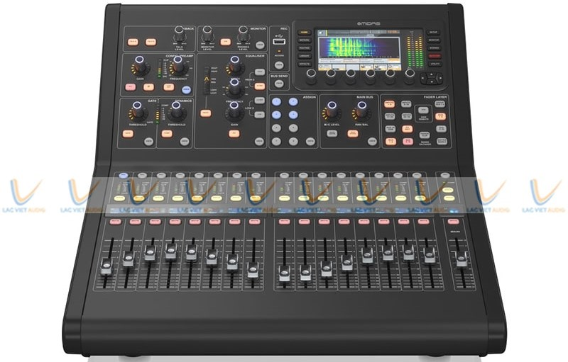Mixer Midas-thương hiệu thiết bị âm thanh hàng đầu thế giới