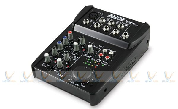 Mua mixer Alto ZMX52 chính hãng giá tốt tại Lạc Việt Audio