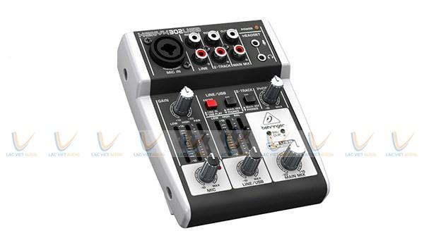 Bàn Mixer Behringer Xenyx 302USB