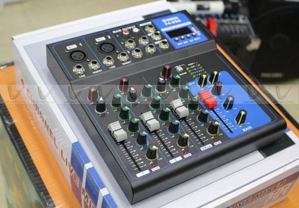 Mixer mini Bluetooth
