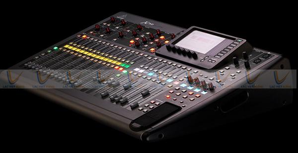 Bàn mixer digital karaoke nhận tín hiệu và chuyển về dạng kỹ thuật số