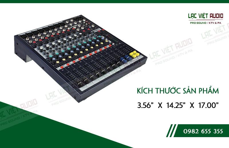 Sản phẩm soundcraft EPM 8 nhập khẩu chính hãng tại Lạc Việt Audio