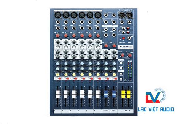 Mixer Soundcraft EPM 6 chuyên nghiệp