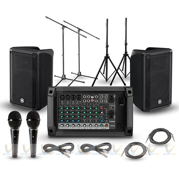 Sử dụng trong nhiều không gian âm thanh