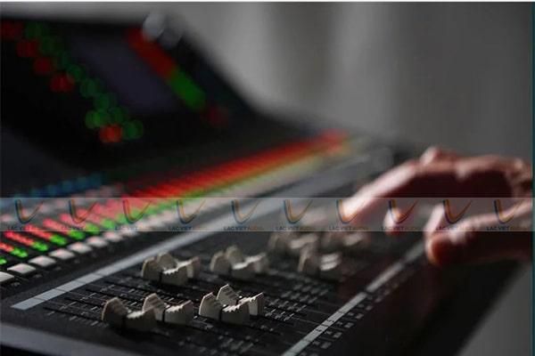 Bộ thu âm dễ dàng thao tác