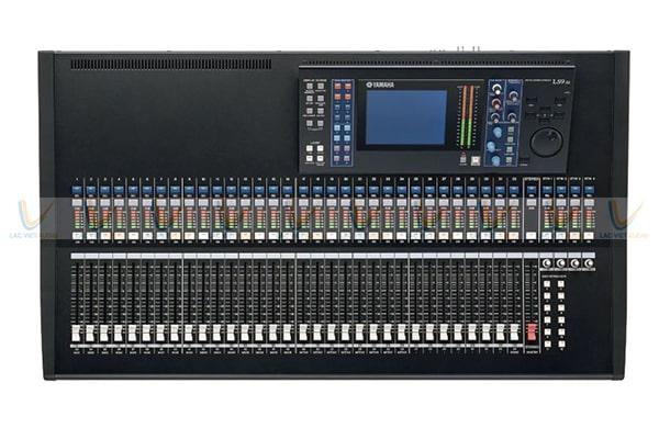 Giao diện của Mixer digital Yamaha LS9 - 32