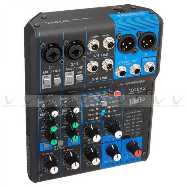 Mixer Yamaha mini MG06X