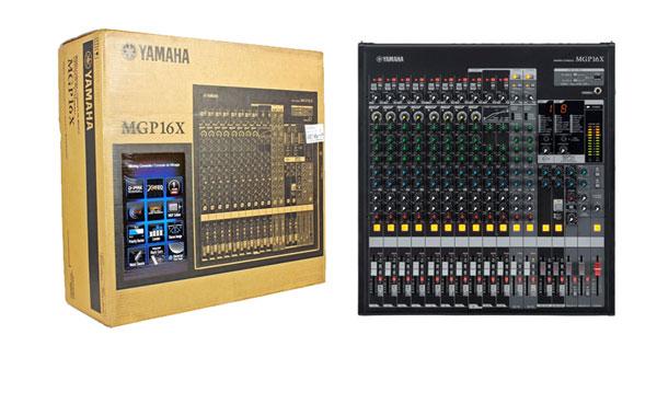 Hình ảnh chi thiết bàn mixer yamaha MGP16X