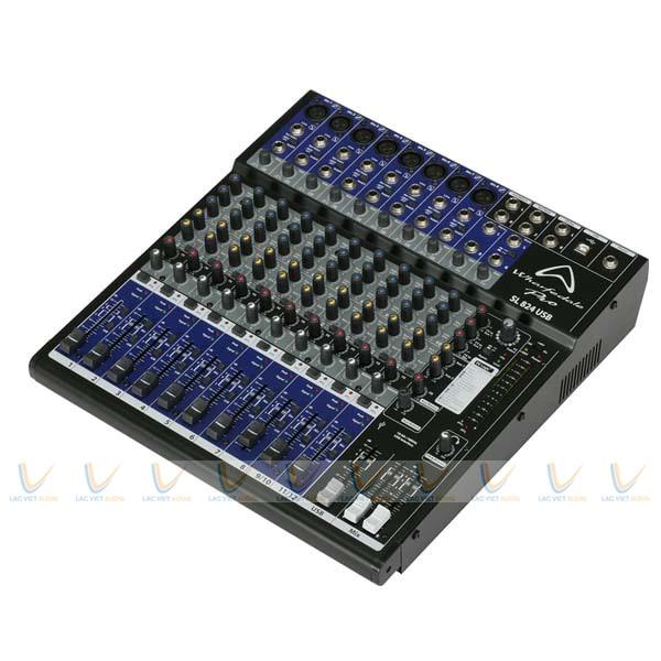 Bộ trộn âm thanh Wharfedale SL 824USB