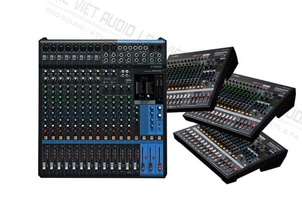 Mixer Yamaha MG16XU Lạc Việt audio chất lượng
