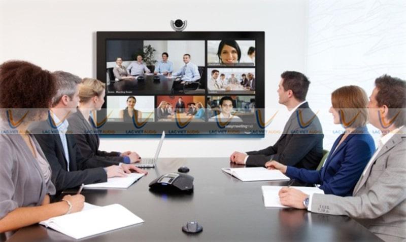 Giải pháp phòng họp trực tuyến