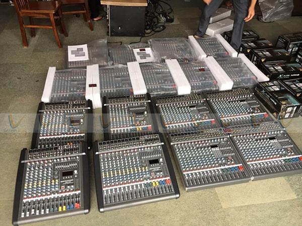 Mua bàn mixer cao cấp giá rẻ tại Lạc Việt Audio